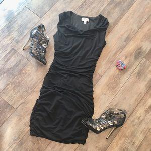Super sexy/clingy black dress